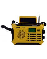 Kaito KA700 Bluetooth Emergency Weather & Alert Radio (Yellow)