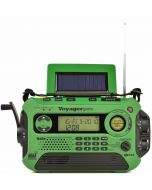 Kaito Voyager Pro KA600 Emergency Weather & Alert Radio (Green)
