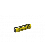 Nitecore NL1835R 3500mAh Li-Ion USB Rechargable Battery