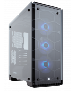 Corsair Crystal 570X RGB ATX Mid-Tower Chassis, CC-9011098-WW