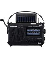 Kaito KA500 5-Way Powered AM/FM/NOAA Weather Radio (Black)