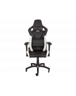 Corsair T1 Race Gaming Chair (Black/White)