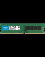 Crucial 4GB UDIMM (1x4GB) DDR4-2400 RAM