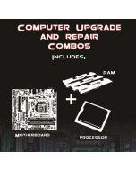 RYZEN 5 1400 + B350 + 8GB