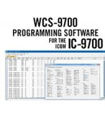 RT Systems WCS-9700-U Programming software only for the ICOM 9700