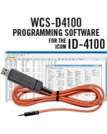 WCS-D4100 Programming Software and Cable