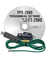 Yaesu FT-2980 Programming Software and Cable