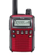 Icom IC-R6 Sport Red