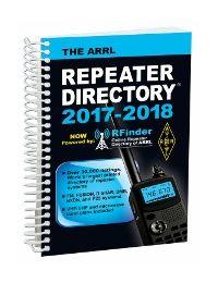 ARRL Repeater Directory 2017/2018 Desktop
