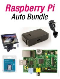 GigaParts Raspberry Pi Auto Bundle