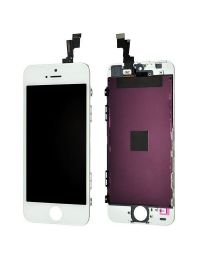 iPhone 5S OEM LCD Assembly - White