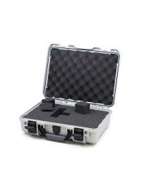 Nanuk 910 Case w/foam - Silver