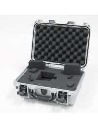 Nanuk Nanuk 915 Case w/foam - Silver