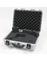 Nanuk Nanuk 925 Case w/foam - Silver