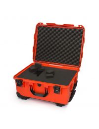 Nanuk Nanuk 950 Case w/foam - Orange