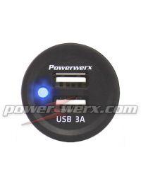 Powerwerx PanelUSB