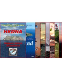 DXpedition DVD Complete Set (8 DVDs)
