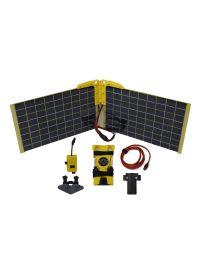 Hardened Power Systems Solar Panel