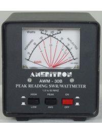Open Box AWM-30 Watt meter, 300/3000W PEP