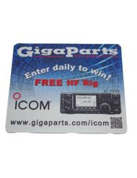 GigaParts Icom Mouse Pad