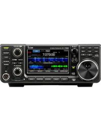 Certified Repaired ICOM IC-7300 HF Transceiver w/ MARS/CAP