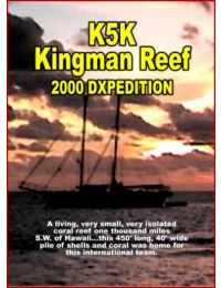 DXPeditions K5K Kingman Reef DXpediti