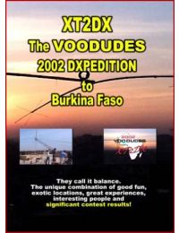 DXPeditions XT2DX Burkina Faso DXpedi