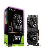 EVGA GEFORCE RTX 2060 XC ULTRA GAMING GPU 06G-P4-2167-KR