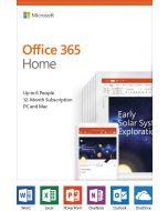 Microsoft Office 365 Home 6GQ-01028