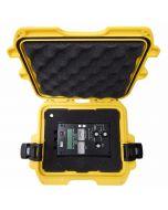 MFJ-259C Antenna Analyzer w/Nanuk 905 Case w/foam - Yellow