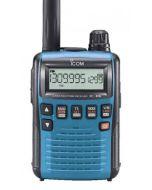 Open Box Icom R6 Sport Blue SN46001049