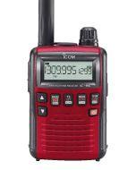 Icom IC-R6 Sport Red