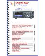Nifty Accessories Yaesu FT-DX101D & MP Mini-Manual