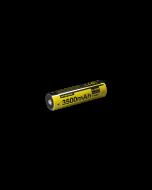 Nitecore NL1835R 2600mAh Li-Ion USB Rechargable Battery