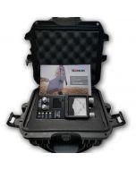 CAA-500-MKII Antenna Analyzer w/Black 905 Nanuk Case