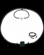 Icom AL-705 40-10M Magnetic Loop Antenna