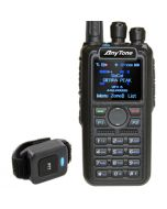 Anytone AT-D878UV-BT BLUETOOTH VHF/UHF DMR Handheld