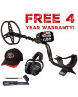 GARRETT AT MAX Detector  With Free GP Pointer and 4 Year Warranty