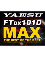 FT-DX101D HF/50MHz 100W SDR MAX