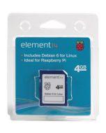 Raspberry Pi SD Card w/ OS Preloaded