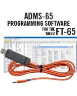 ADMS-65-USB Programming Software and USB-55 cable
