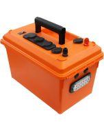 Portable Power Box for 30-70Ah Bioenno Batteries