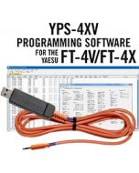 YPS-4XV Programming Software and USB-55 cable for FT-4X and FT-4V