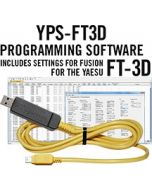 YPS-FT3D-USB Programming software and USB-68 cable for the Yaesu FT-3D
