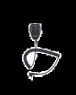 Yaesu SSM-17B Compact Speaker Mic