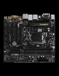 GIGABYTE Z270M-D3H,HDMI,DVI-D,RGB,ALC892,LAN,M.2,mATX