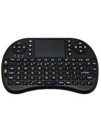Miniature Wireless Keyboard with Touchpad