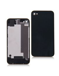 iPhone 4S Back Glass - Black (no logo)