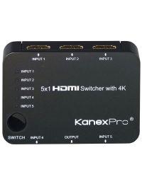 Kanex SW-HD5X14K