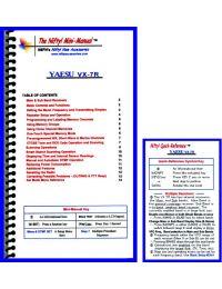 Nifty Accessories MM-VX7R